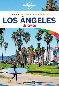 Los Ángeles De cerca 4 (Lonely Planet)