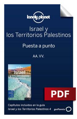 Israel y los Territorios Palestinos 4_1. Preparación del viaje