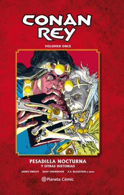 Conan Rey nº 11/11
